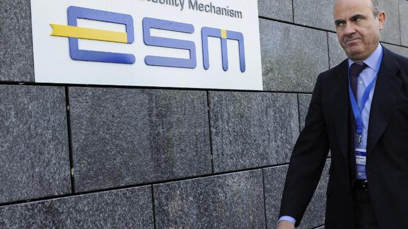 Власти Испании больше не будут запрашивать финансовую помощь у европейского стабфонда