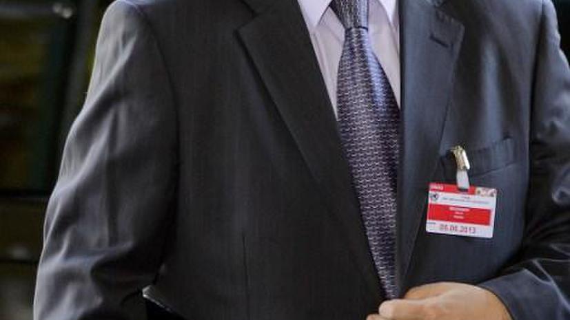 МИД РФ: Сроки проведения «Женевы-2» должен определить Генсек ООН