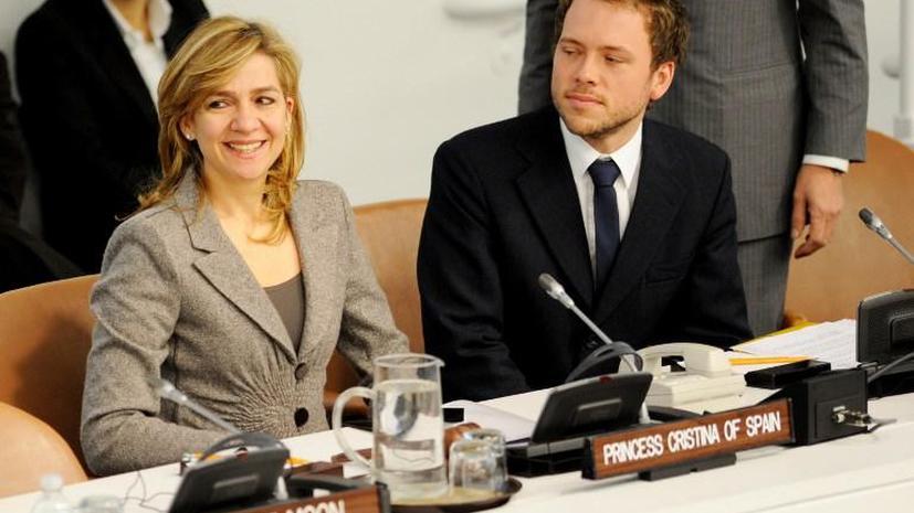 Дочери испанского короля Хуана Карлоса I Кристине предъявили обвинения в налоговых преступлениях